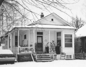 The John Antonio House