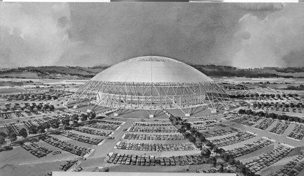 Delta Stadium, 1963