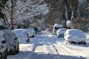 Piedmont Neighborhood Winter